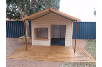 Special Needs Cubby Houses