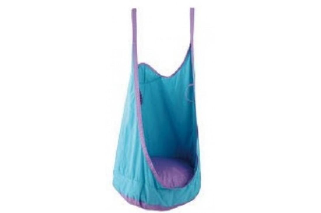 Pod Chair Swing  - BLUE