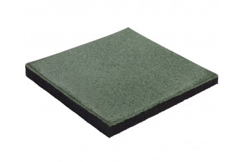 Rubber Soft Fall 45mm GREEN (2 pce)