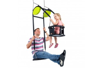 Parent and Baby swing 'Chaxi'