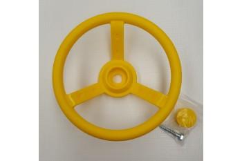 Steering Wheel YELLOW