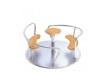 Carousel with seats – Playground Spin VIENTO