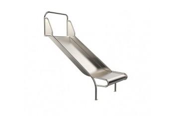 "Stainless Steel Slide ""Stur"" 1250mm Platform Height"