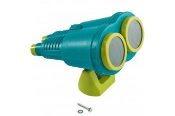 Jumbo Binoculars 'Star' - Turquoise & Lime Green