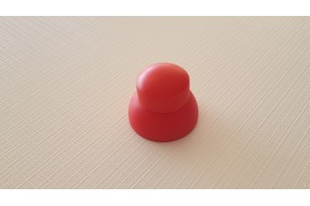 Plastic Bolt Cover 10-12mm RED
