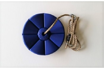 Monkey Swing Blue With Adjustable Rope