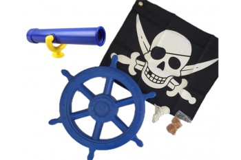 Pirate Pack BLUE