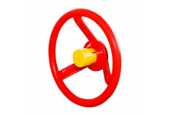 Steering Wheel RED with Horn