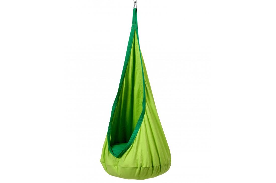Sensory Pod Swing - Green