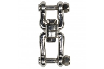 Stainless Steel Swivel Jaw