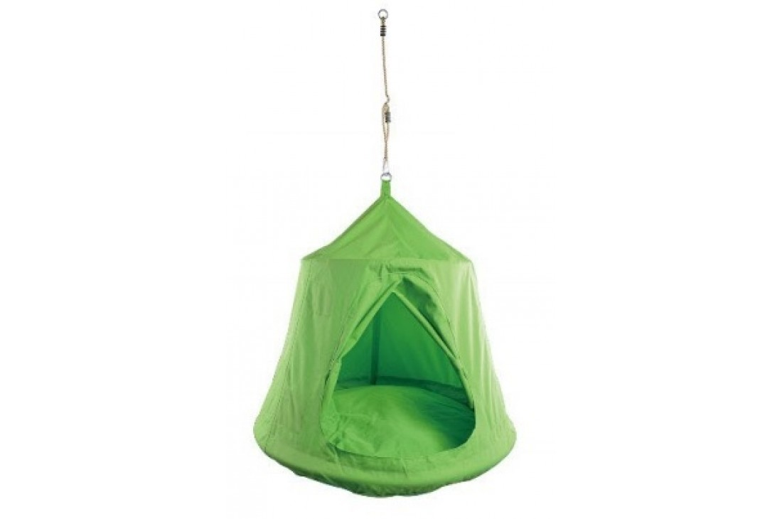 Tent Pod Swing - Green