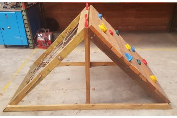 Up And Over Climber - Free Standing - Moveable