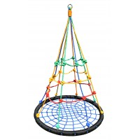 Climbing Nest Swing Seat with Rotating clip included (sensory swing)