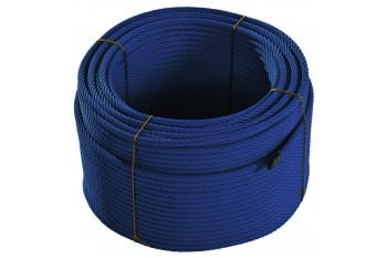 Armed Rope Roll Blue 220m