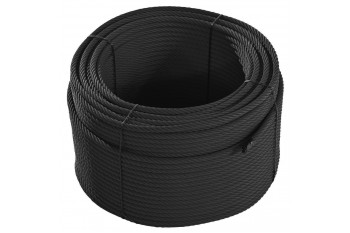 Armed Rope Roll Black 220m