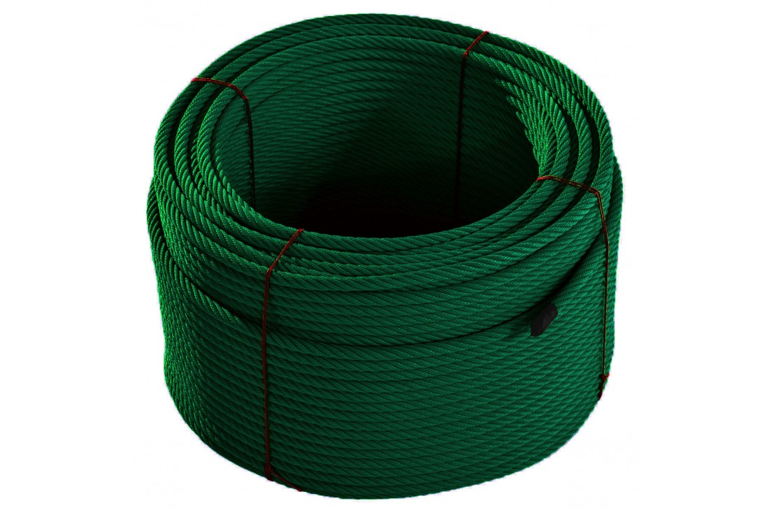 Armed Rope Roll Green 220m