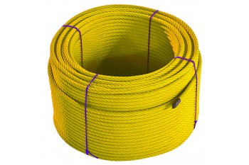 Armed Rope Roll Yellow 220m