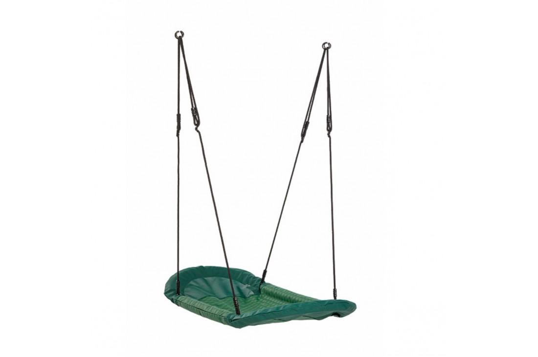 Nest Swing GRANDOH Green With Adjustable Ropes (sensory swing)