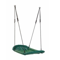Nest Swing GRANDOH Green With Adjustable Ropes (sensory swing)