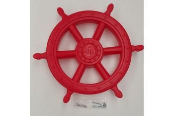 Jumbo Ship Wheel RED