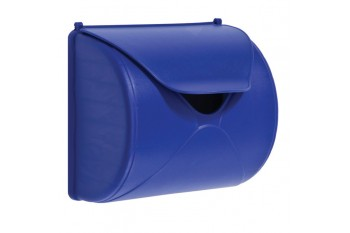 Letter Box BLUE