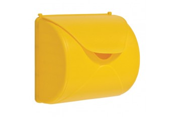 Letter Box YELLOW