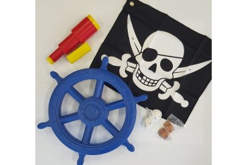 Pirate Pack BLUE