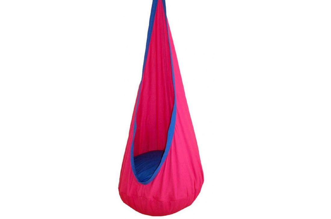 Sensory Pod Swing - Pink