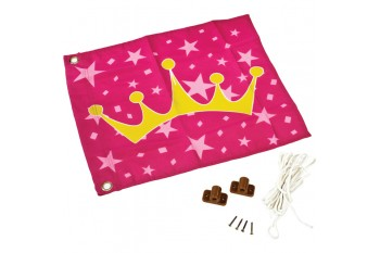 Flag With Hoisting Sytem PRINCESS FLAG