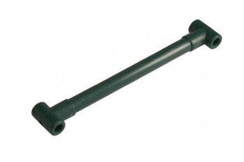 Ladder Rung for armed rope - reinforced - green