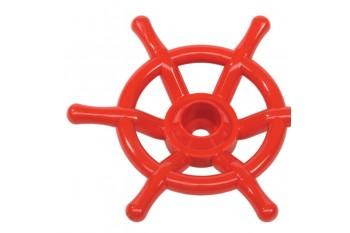 Steering Wheel Boat RED