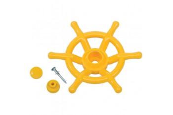 Steering Wheel Boat YELLOW