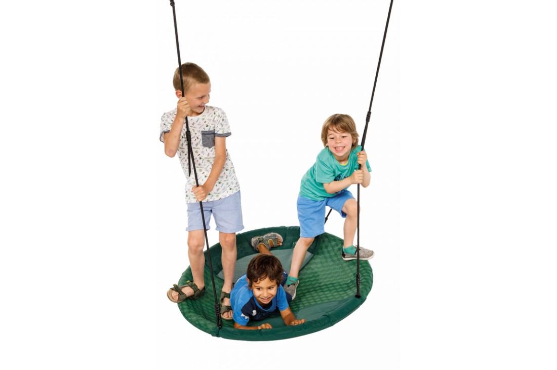 Nest Swing 'WINKOH' (sensory swing)  - Green