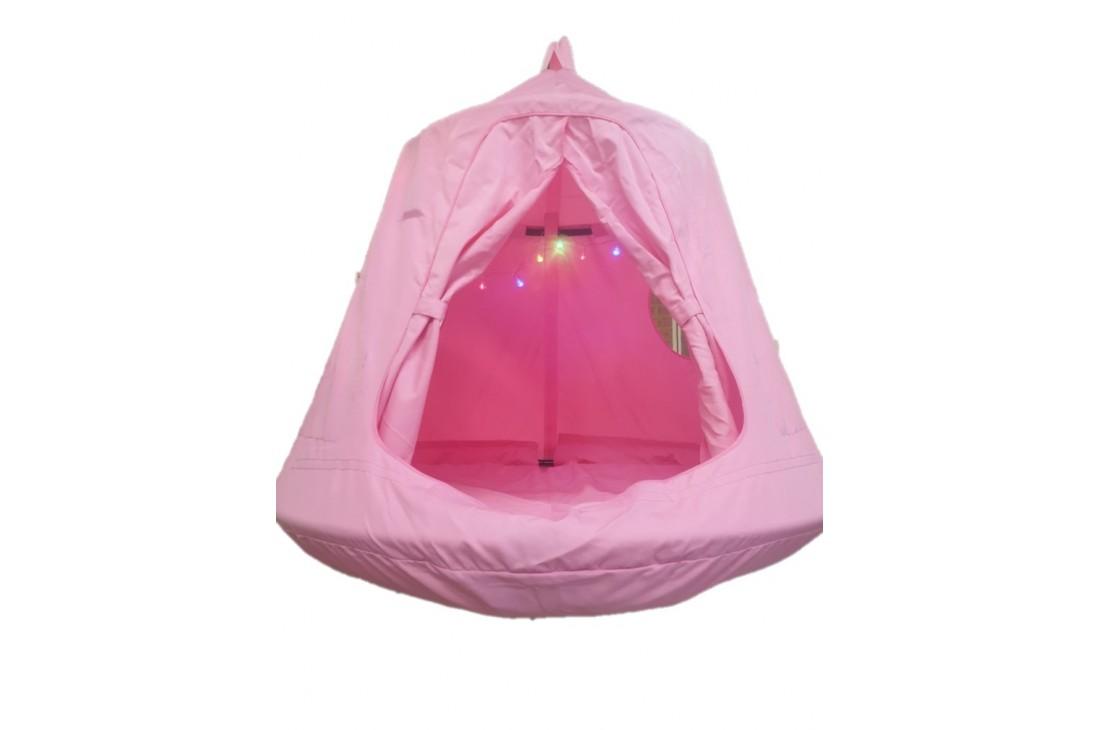 Tent Pod Swing - Pink