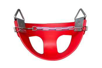 Half Bucket Infant Seat Domestic Red