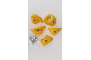 Climbing Stones Medium YELLOW
