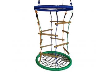 Climbing Ladder Nest Swing Seat (sensory swing)