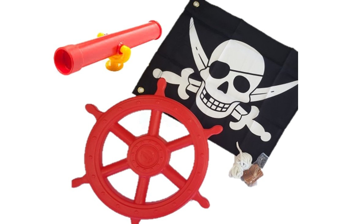 Pirate Pack RED