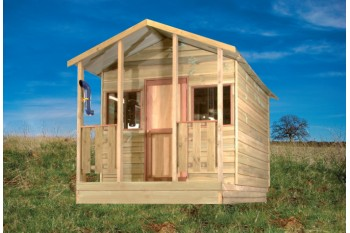 Treated Pine Cubby Houses
