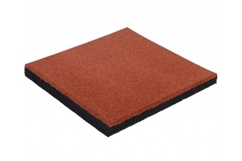 Rubber Soft Fall 45mm RED (2 pce)