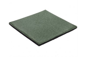 Rubber Soft Fall 35mm GREEN
