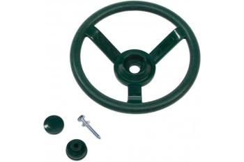 Steering Wheel GREEN