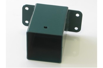 Swing Wall Bracket Connection - Square GREEN