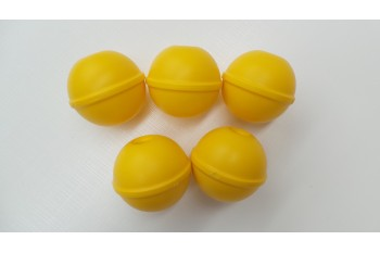 Abacus Balls (5pc) YELLOW