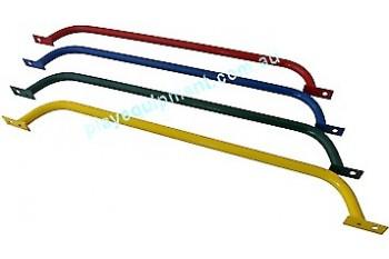 Steel Long Handle 900mm YELLOW