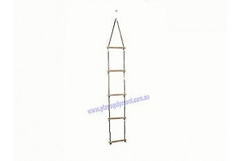 Rope Ladder with 5 Rungs
