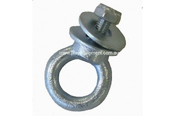 Eye Bolt With Washer and Locking Nut