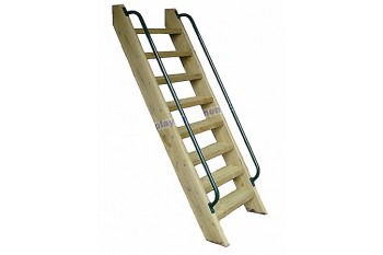 Cubby House 1500mm Stair Kit