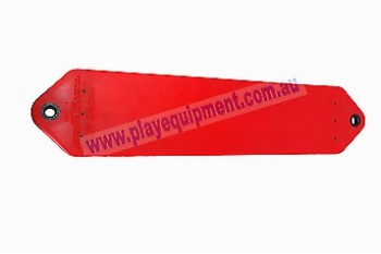 Strap Seat Heavy Duty RED
