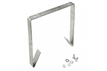 commercial slide ground fixation set for HDPE rotomoulded slide - 'Bronco'